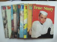 image of True story magazine: 9 issues between June 1950 and December 1954