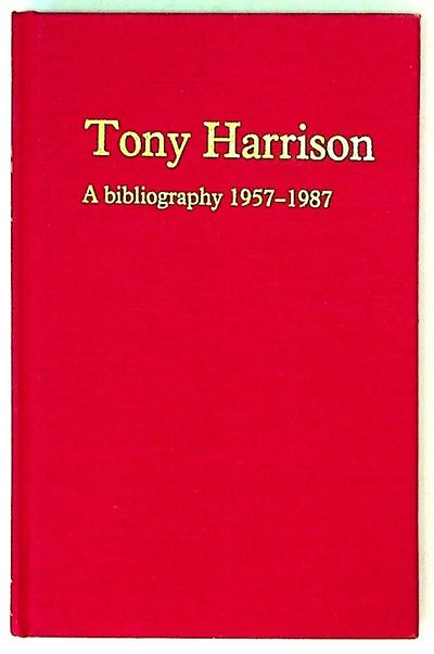 London and New York: Mansell, 1989. Hardcover. Fine. Hardcover. Red cloth boards with gilt title to ...