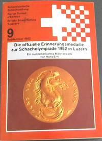 image of Schweizerische Schachszeitung / Revue Suisse d'Echecs / Rivista Scacchistica Svizzera - No 9 - September 1982