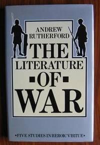 The Literature of War