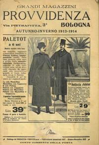 Magazzini Provvidenza. Bologna. Autunno - Inverno 1913 - 1914.