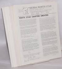 image of Sierra North Star North Star chapter, Sierra Club volume III number 1 - volume VI January [broken run; 14 unduplicated numbers]