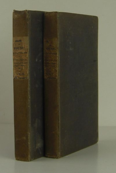 Philadelphia: Lea and Blanchard, 1838. 1st Edition. Hardcover. Very Good/No Jacket. First Edition. F...