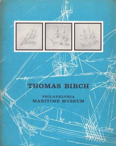 Philadelphia: Philadelphia Maritime Museum, 1966. 64 pp. b/w plates. Essay by William Gerdts and b/w...