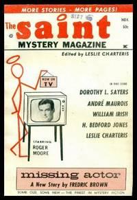 THE SAINT - Volume 19, number 5 - November 1963
