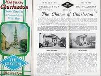 HISTORIC CHARLESTON, SOUTH CAROLINA:  A Condensed Guide with Map [cover title]