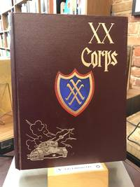 The XX Corps Its History And Service In World War II