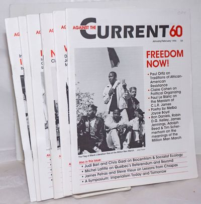 Detroit: Center for Change, 1996. Magazine. Six issues of the bi-monthly magazine, various paginatio...