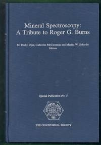 Mineral Spectroscopy: A Tribute to Roger G. Burns. Special Publication No. 5
