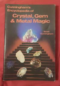 image of Cunningham's Encyclopedia of Crystal, Gem_Metal Magic