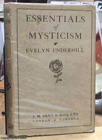 image of The Essentials of Mysticism and Other Essays