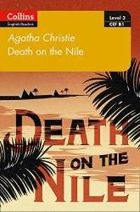image of Death on the Nile: B1 (Collins Agatha Christie ELT Readers)