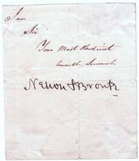 """image of Final part of a letter signed """"Nelson & Bronte"""" (Horatio, Viscount, 1758-1805, Admiral)"""