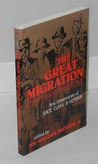 The great migration in historical perspective; new dimensions of race, class, & gender