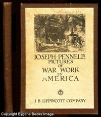 PICTURES OF WAR WORK IN AMERICA. Reproductions of a Series of Lithographs of Munition Works Etc
