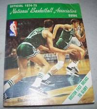 National Basketball Association (NBA) Official Guide for 1974-75