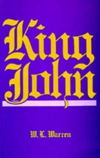King John, Revised Edition