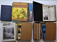 image of SING OUT! The Folk Song Magazine; 115 Issues, (Including Complete Sets of  Vols. 5-20, 1955-1971)