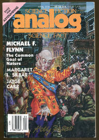 Analog Science Fiction/Science Fact: April, 1990