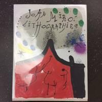 Joan Miro Lithographs Volume I