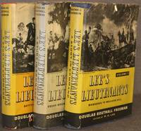 image of Pirate Edition] LEE'S LIEUTENANTS: A STUDY IN COMMAND, 3 Volumes, Complete