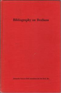 image of Bibliography on Deafness: A Selected Index: The Volta Review 1899-1965: The American Annals of the Deaf 1847-1965
