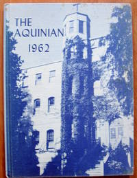 The Aquinian 1962. Yearbook of St. Ann's Academy, New Westminster, B.C.