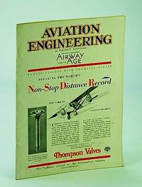 Aviation Engineering and Aircraft Servicing (Magazine), With Which is Consolidated Airway Age - The Technical Journal of the Aeronautical Industry, November (Nov.) 1931 - Sikorsky's Contributions to Huge Amphibions - The S-40