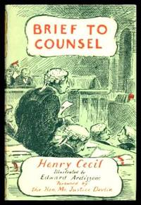 image of BRIEF TO COUNSEL