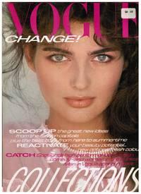 image of VOGUE UK 1981 - EVA VOORHEES