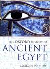 image of The Oxford History of Ancient Egypt (Oxford Illustrated Histories)