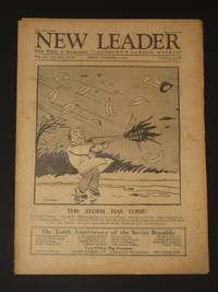 The New Leader Incorporating 'The Labour Leader': November 4th 1927