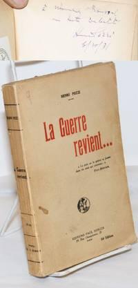 image of La Guerre Revient..
