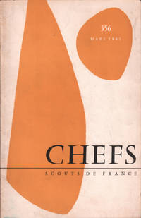 image of Chef / scouts de france n° 356
