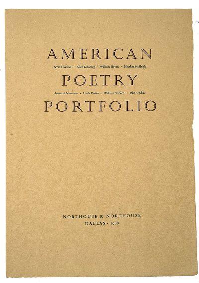 American Poetry Portfolio