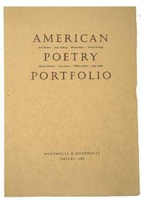 American Poetry Portfolio signed poetry broadsides