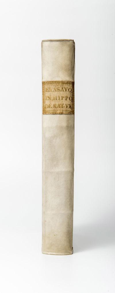 Antonij Musae Brasauoli ... In libros...