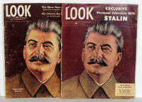 Look Magazine.  1944 - 06 - 27  AND 1947 - 02- 04.  TWO ISSUES.