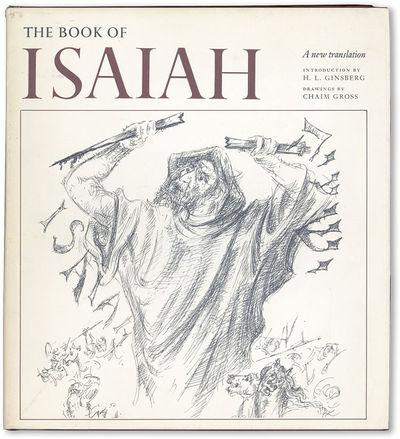 Philadelphia: Jewish Publication Society of America, 1973. First Edition. First printing. Square qua...