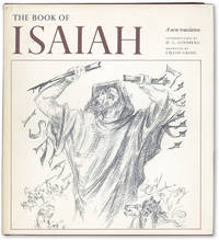The Book of Isaiah: a New Translation. With drawings by Chaim Gross