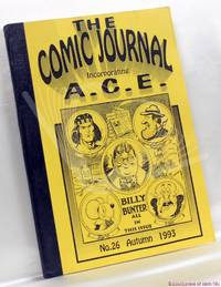 image of The Comic Journal Incorporating A.C.E. No. 26 Autumn 1993