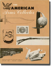 The American Arms Collector (Complete run of 8 magazine issues, one signed by the editors)