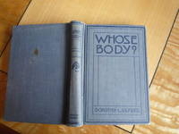 Whose Body? by  Dorothy L SAYERS - First Edition - from Shellhouse Books (SKU: PSHB7702)