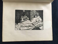 KUNST UND KÜNSTLER (original prints by Manet, Renoir, Munch, Lieberman, Corinth and many others)