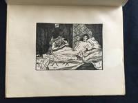 KUNST UND KÜNSTLER (original prints by Manet, Renoir, Munch, Lieberman, Corinth and many others)