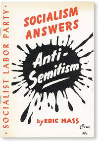 image of Socialism Answers Anti-Semitism