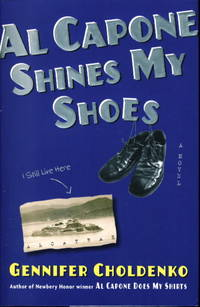 image of AL CAPONE SHINES MY SHOES.