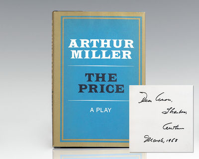 New York: The Viking Press, 1968. First edition of this play by the Pulitzer Prize-winning playwrigh...