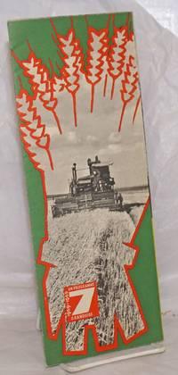 L'Agriculture de l'URSS en 7 ans.  1959-1965, un programme grandiose