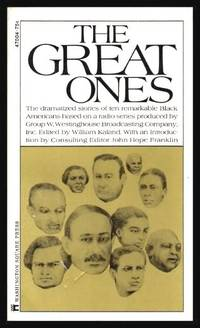 image of THE GREAT ONES - Ten Black Lives
